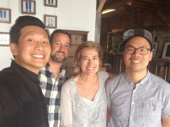 LINC L.A. meets The Great Company's great leaders, Carl Choi & Ray Lin