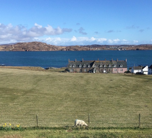Easter on the Isle of Iona.