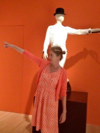 Vision moves in one direction (at LACMA)